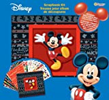 SandyLion 12-Inch by 12-Inch Disney Mickey Mouse Bo by Ed Scrapbook Album Kit