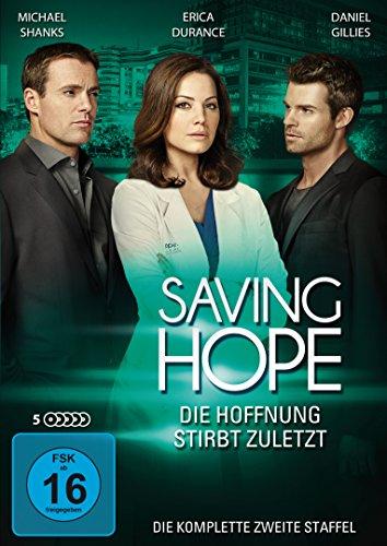 Saving Hope - Die Hoffnung stirbt zuletzt - Die komplette zweite Staffel [5 DVDs]