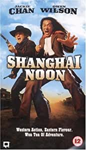 Shanghai Noon [VHS] [UK Import]