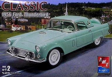 1/25 '56 Ford Thunderbird