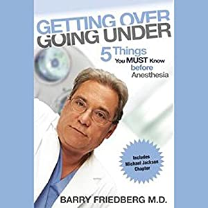 Getting Over Going Under Audiobook