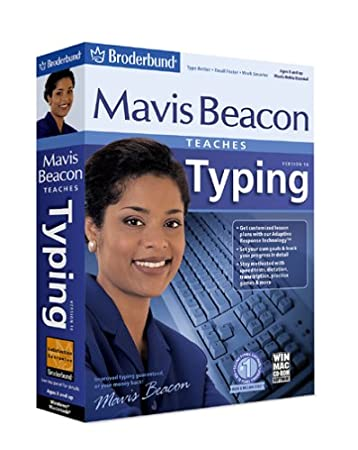 Mavis Beacon Teaches Typing 16  [OLD VERSION]
