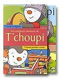 echange, troc Coffret T'choupi : T'choupi se déguise / T'choupi : Première rentrée [VHS]