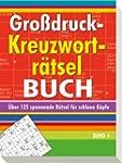 Gro�druck-Kreuzwortr�tselbuch 4: �ber...