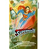 Superman 4 - The Quest For Peace [VHS]by Christopher Reeve