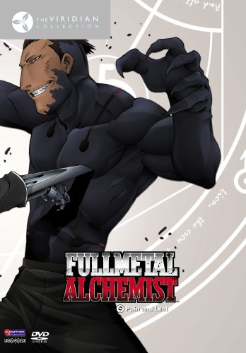 Fullmetal Alchemist 9: Pain and Lust [DVD] [Region 1] [US Import] [NTSC]