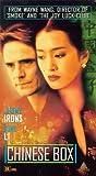 echange, troc Chinese Box (1997) [VHS] [Import USA]