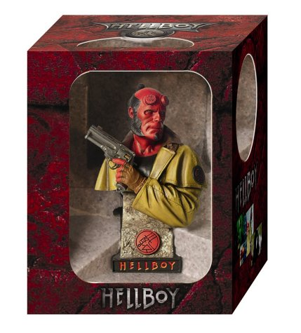 Hellboy (Director's Cut incl. Figur, Limited Edition, 3 DVDs)
