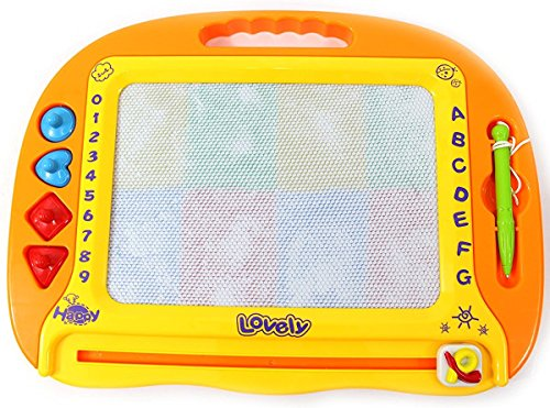 liberty-imports-rainbow-color-magnetic-drawing-doodle-board-for-kids-with-4-shape-stampers