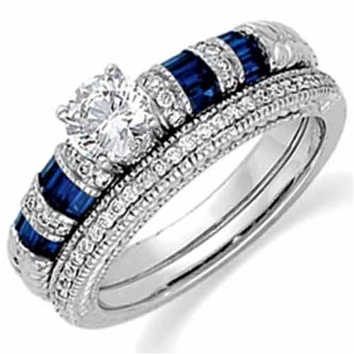 CROWN SETTING ENGAGEMENT RINGS