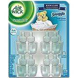 Air Wick Snuggle Fresh Linen Scent (8 Refills)