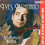 The Great French Stars: Yves Montand:...