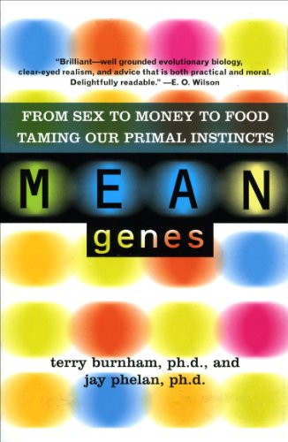 Terry Burnham  Jay Phelan - Mean Genes