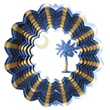 Iron Stop D285-6 Palmetto Moon Wind Spinner, 6.5-Inch