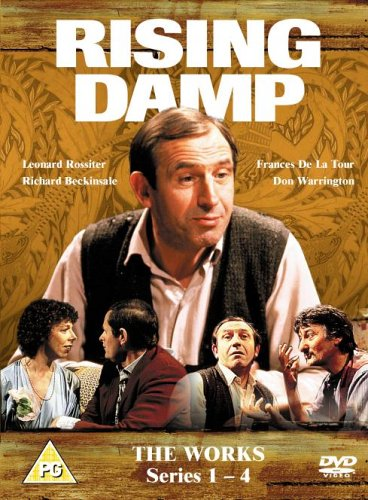 Rising Damp: The Works [DVD] [1974]