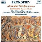 Prokofiev, S.: Alexander Nevsky / Pushkiniana