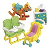 Fisher Price: Dora the Explorer's Twin's Nursery