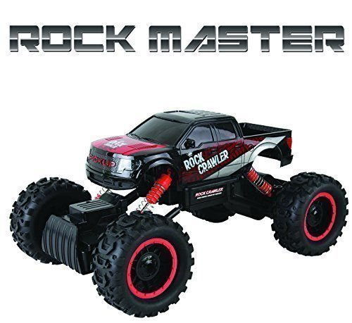 Rock-Crawler-RC-Car-4x4-Remote-Control-Car-For-Kids-114-Rock-Master-Rock-Crawler-with-24Ghz-Controller-By-ThinkGizmos