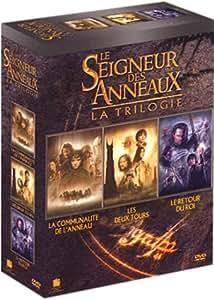 Le Seigneur des Anneaux : La Trilogie - La Communauté de l'Anneau / Les Deux Tours / Le Retour du Roi - Coffret Prestige 6 DVD