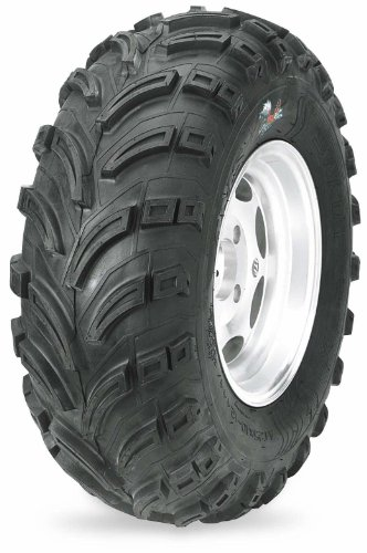 AMS Swamp Fox Tire - Front/Rear - 22x10x9 , Tire Size: 22x10x9, Tire Application: Mud/Snow, Rim Size: 9, Position: Front/Rear, Tire Ply: 6, Tire Type: ATV/UTV XF0320-0044