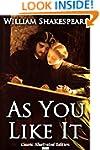 As You Like It (Classic Illustrated E...