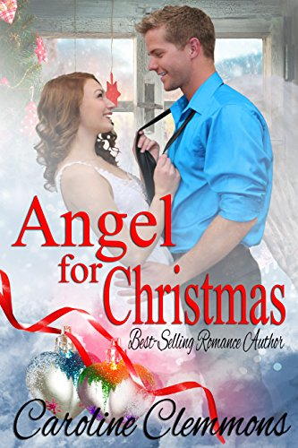 When a dot com billionaire crashes his sports car into a tree, he wakes up in Heaven facing angels giving him a chance to redeem his carefree ways by helping an orphanage…  Caroline Clemmons' sweet holiday romance Angel For Christmas