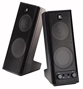 Logitech X-140 2.0 Speakers