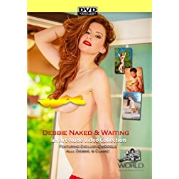 Naked and Waiting featuring Debbie Alli and Claire - a Nude-Art Film