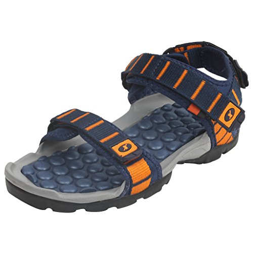 SPARX-Blue-Orange-Sandals-Size-6x10-SS504