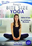 Roxys (Leyla from Emmerdale ITV1) Bite Size Yoga Define & Tone - 6 x 15 Minute Workouts - Fit For Life Series [DVD]