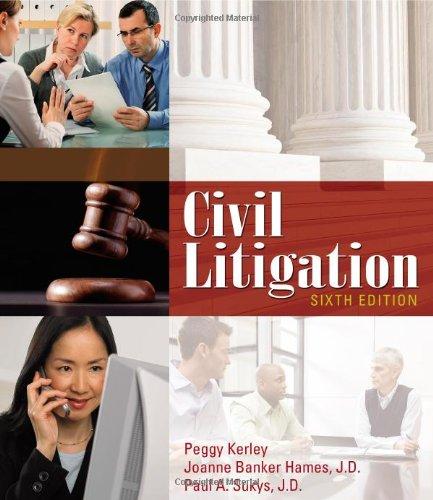 Civil Litigation (Commercial Litigation compare prices)