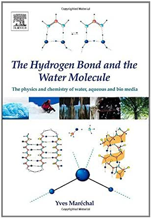 contact the hydrogen bond and the water molecule the
