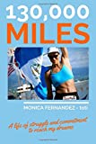 img - for 130,000 miles book / textbook / text book
