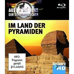 Discovery HD: Austin Stevens - Im Land der Pyramiden [Blu-ray]