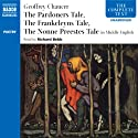 The Pardoner's Tale (       UNABRIDGED) by Geoffrey Chaucer Narrated by Richard Bebb