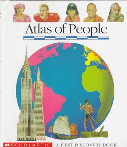Atlas Of People: A First Discovery Book front-1018353
