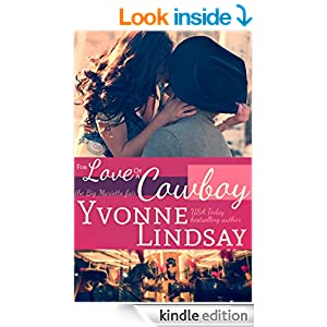 love cowboy book cover