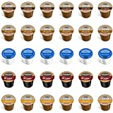 30-count Variety Hot Chocolate Cocoa Cup Sampler for Keurig® K-cup® Brewers - Swiss Miss, Grove Square and Martinson's