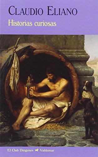 Historias Curiosas (El Club Diógenes)