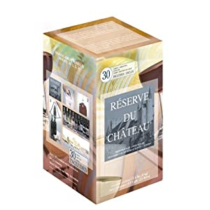 Reserve Du Chateau 4 Week Wine Kit, Italian Montepulciano, 18-Pound Box