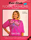 Bold-Stroke Floral Fashions: 10 Big, Bold Floral Shirt Designs That are Quick to