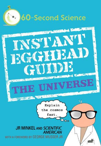 Instant Egghead Guide: The Universe (Instant Egghead Guides) PDF