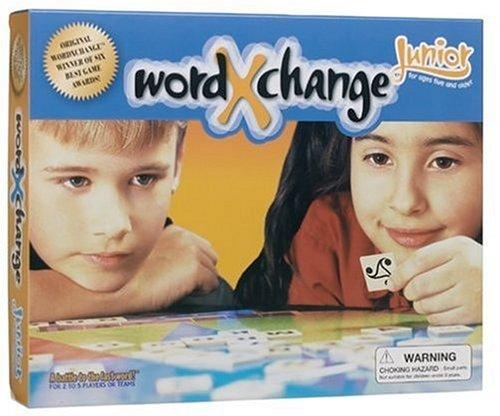 WordXchange Junior - Buy WordXchange Junior - Purchase WordXchange Junior (Prodijeux Inc., Toys & Games,Categories,Games,Board Games,Word Games)