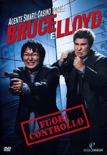 Agente Smart: casino totale - Bruce e Lloyd - Fuori controllo [IT Import]