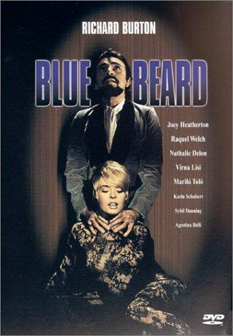 Синяя борода / Bluebeard (Эдвард Дмитрык / Edward Dmytryk) [1972, Франция, Италия, Германия, триллер, комедия, DVD5 (Custom)] MVO (ОРТ Видео) + Original (Eng)