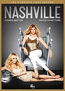 Nashville: Season 1 from Buena Vista Home Entertainment