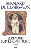 img - for Sermons sur le Cantique : Tome 4, Sermons 51-68 (French edition) book / textbook / text book