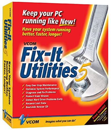 VCom Fix-It Utilities 5.0