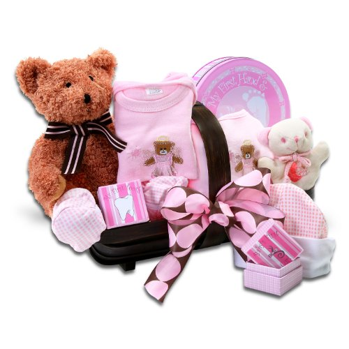 Congratulations For A Baby Girl front-761760