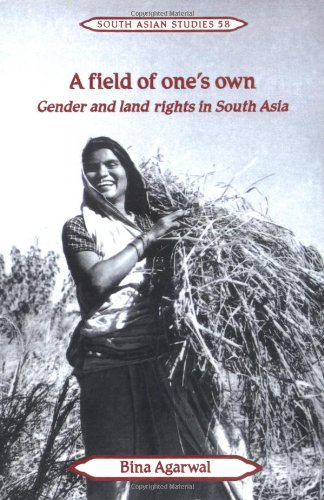A Field of One's Own: Gender and Land Rights in South...